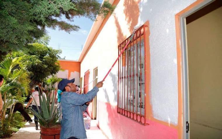 DIF Oaxaca trabaja con el corazón a favor de las familias Oaxaqueñas Mariana Nassar (3)