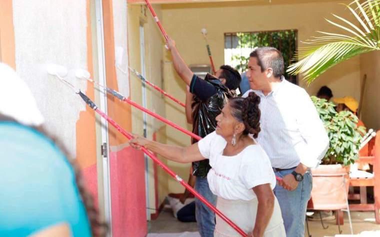 DIF Oaxaca trabaja con el corazón a favor de las familias Oaxaqueñas Mariana Nassar (6)