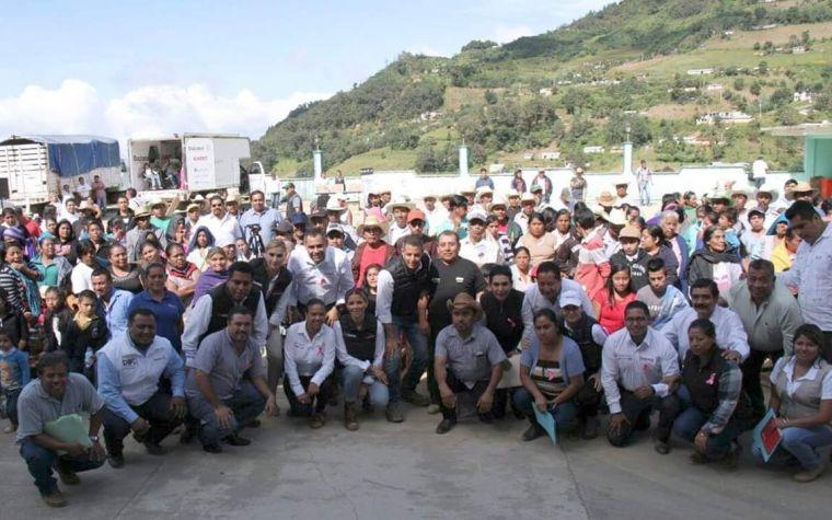 """Encabezan AMH e IMM gira de trabajo """"Juntos"""" en la región Cañada (8)"""