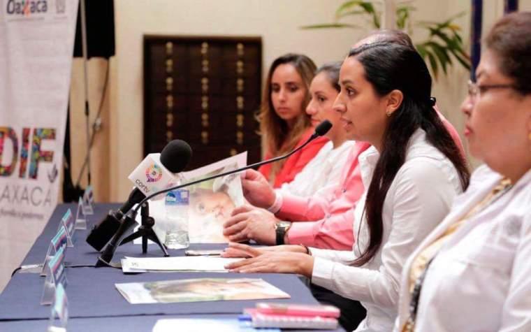 DIF Oaxaca y Fundación Operation Smile México A.C. refrendan su apoyo a nuestros niños y adolescentes oaxaqueños (1)