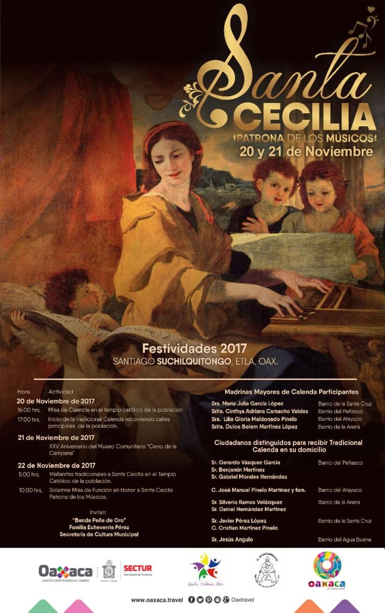 Invita Sectur Oaxaca a festejar la tradición musical de Santiago Suchilquitongo.jpg