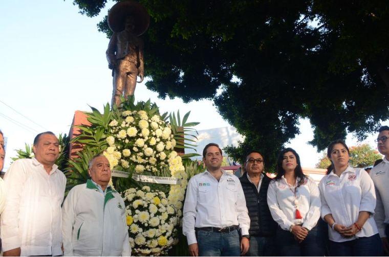 2018-04-10-RBCC-Aniversario luctuoso de Emiliano Zapata (2)