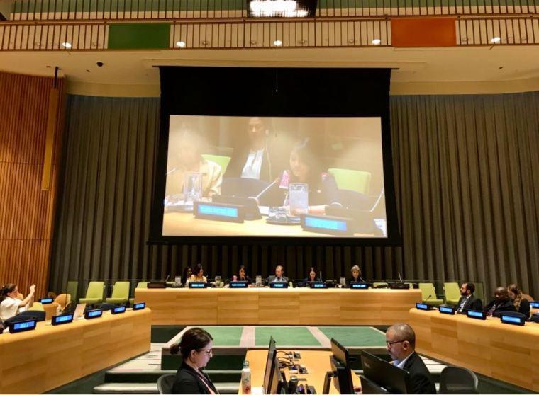 Gobierno de Oaxaca informa ante la ONU acciones en pro de las mujeres (1)