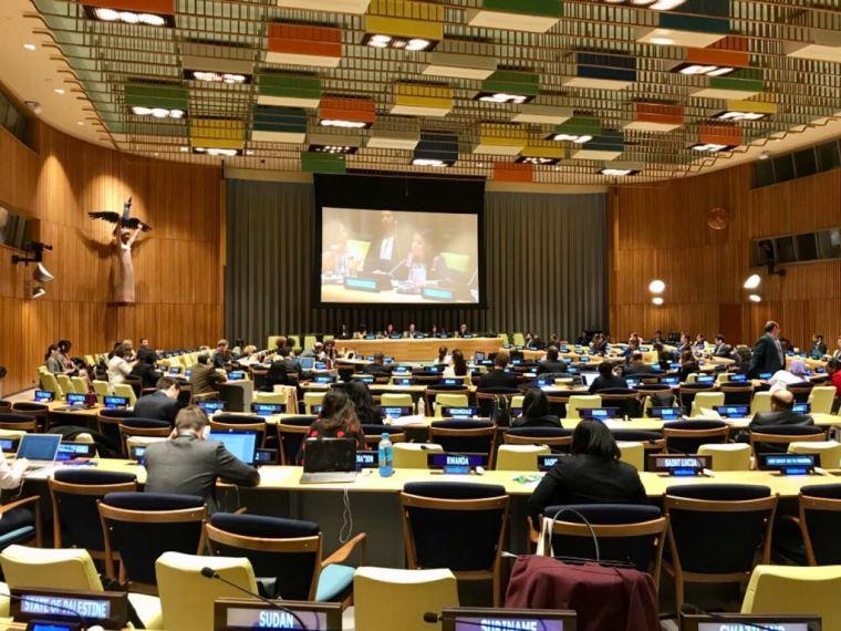 Gobierno de Oaxaca informa ante la ONU acciones en pro de las mujeres (2)