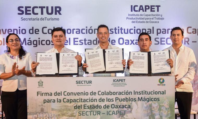 Dará Gobierno del Estado capacitación a prestadores de servicios turísticos de los 5 Pueblos Mágicos de Oaxaca (4) (1)