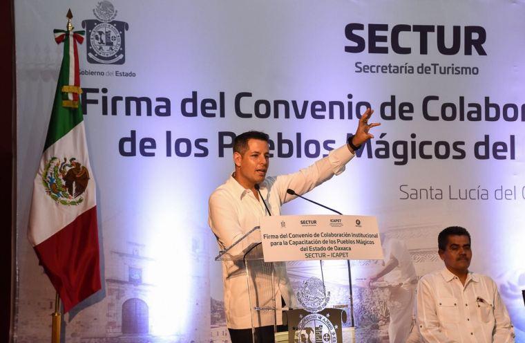 Dará Gobierno del Estado capacitación a prestadores de servicios turísticos de los 5 Pueblos Mágicos de Oaxaca (5)