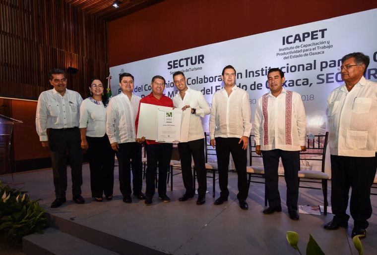 Dará Gobierno del Estado capacitación a prestadores de servicios turísticos de los 5 Pueblos Mágicos de Oaxaca (9)