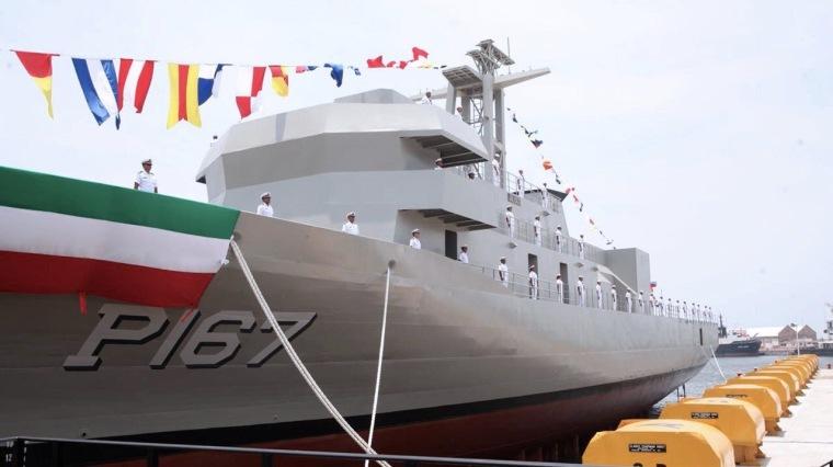 "Inicia operaciones Patrulla Oceánica ""Jalisco PO-167"" (2)"