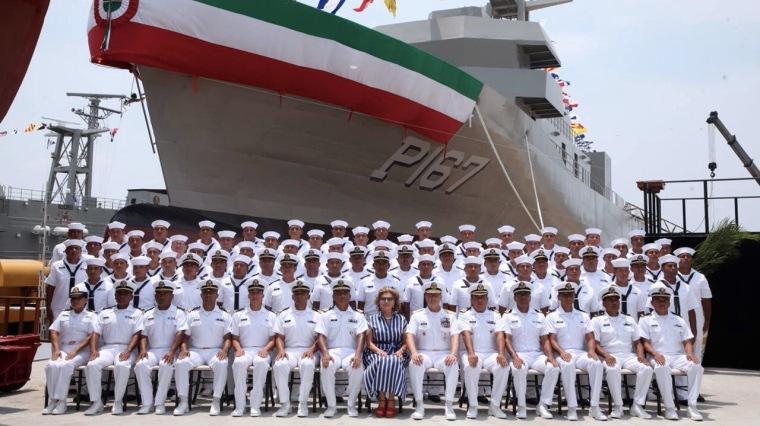 "Inicia operaciones Patrulla Oceánica ""Jalisco PO-167"" (4)"