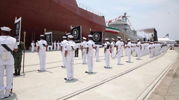 "Inicia operaciones Patrulla Oceánica ""Jalisco PO-167"" (6)"