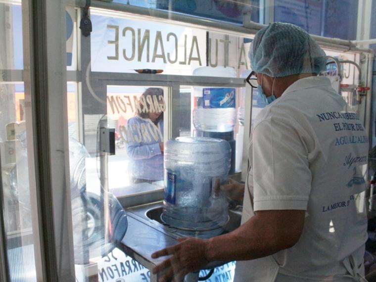 Mantiene SSO verificación en 602 plantas purificadoras de agua y 3 fábricas de hielo (2).jpg