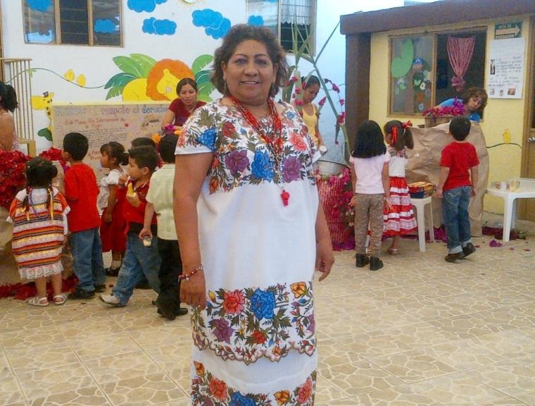 María del Socorro Toledo Villalobos, ejemplo de vocación,