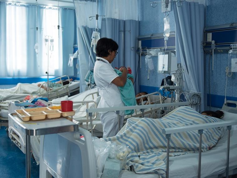 SSO- Hospital General Aurelio Valdivieso