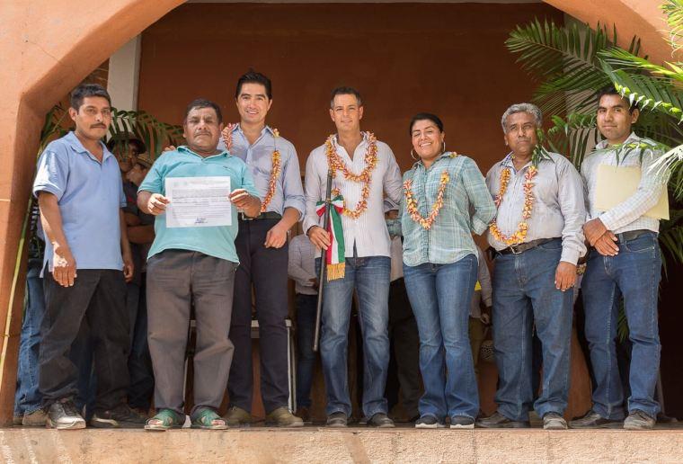 Supervisa Gobierno de Oaxaca puente en San Bartolo Yautepec (3)