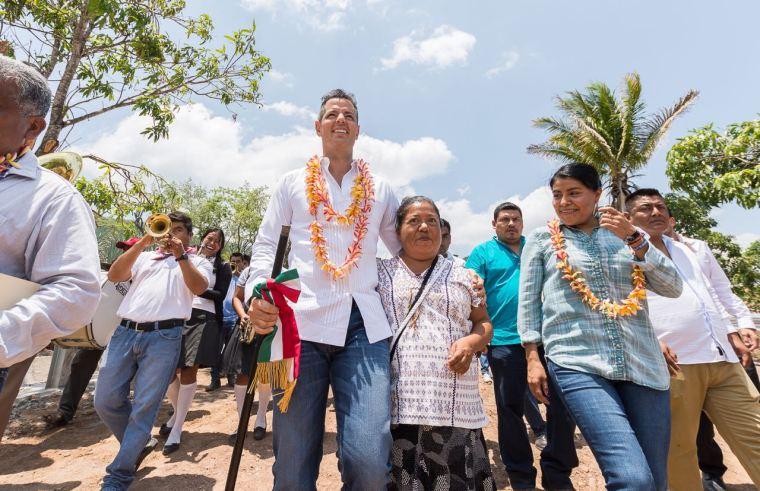 Supervisa Gobierno de Oaxaca puente en San Bartolo Yautepec (5)