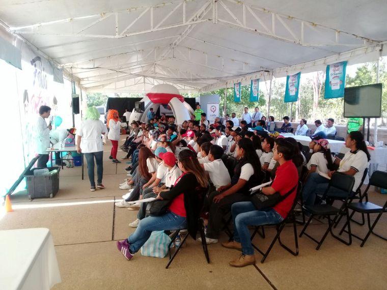 Coadyuva Secretaria de Administración en la Feria Infantil de Transparencia 2018 (7)
