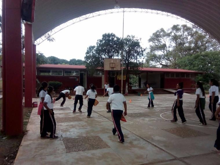 Educación física en la escuela, favorece el desarrollo integral de la niñez IEEPO 2
